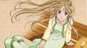 Аниме Верданди, Ah! My Goddess!, Моя богиня!, Belldandy