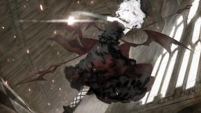 Готический стиль в аниме