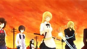 Аниме Судьба: Начало, Todoroki Yachiyo, Иная, меч, каштановые волосы