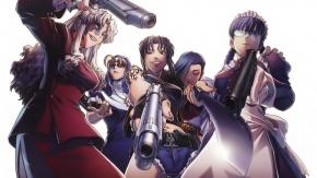 Аниме Пистолет, Пираты «Черной лагуны», Роберта, Shenhua, оружие