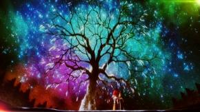 Аниме звезды, многокрасочный, Hinazuki Kayo, снег