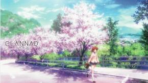 Аниме Clannad, Нагиса Фурукава, Furukawa Nagisa, Кланнад