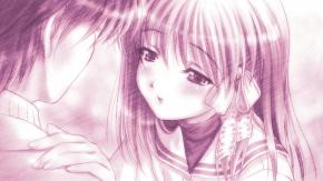 Аниме Goto P, Fujibayashi Kyou, Clannad, Okazaki Tomoya, Кланнад, многокрасочный, Окадзаки Томоя