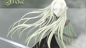 Аниме Длинные волосы, Клеймор, Claymore, оружие, меч