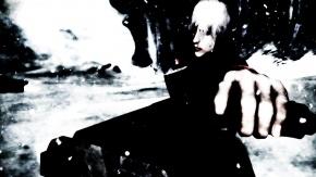 Аниме Оружие, пистолет, Dante, снег, И дьявол может плакать, Devil May Cry, Данте