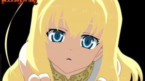 Аниме Голубые глаза, прозрачный, Драконий кризис!