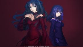 Fate/Stay Night, Рин Тосака, Судьба: Ночь Схватки, Matou Sakura