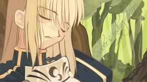Fate/Stay Night, Saber, Судьба: Ночь Схватки, Сейба