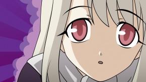 Вектор, Fate/Stay Night, Судьба: Ночь Схватки, Illyasviel von Einzbern, макро