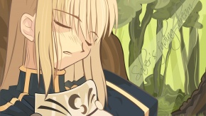 Fate/Stay Night, Сейба, Saber, Судьба: Ночь Схватки