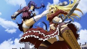 Боевые девушки <3