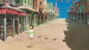 Аниме Spirited Away, Гибли, Ogino Chihiro, Тихиро Огино
