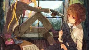 Две девушки-убийцы из Школы Убийц
