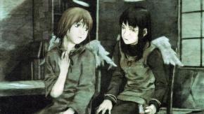 Две девочки из аниме Союз Серокрылых