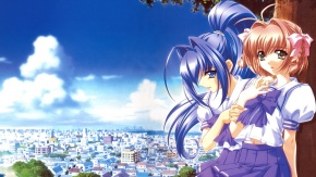 Аниме Kimi Ga Nozomu Eien, Мицуки Хаясэ, Suzumiya Haruka, Беспокойные сердца, Харука Судзумия, Hayase Mitsuki