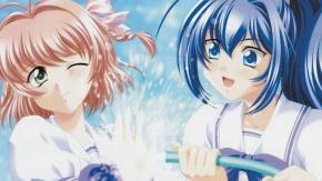 Аниме Kimi Ga Nozomu Eien, Мицуки Хаясэ, Suzumiya Haruka, Hayase Mitsuki, Харука Судзумия, Беспокойные сердца