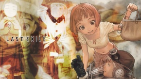 Аниме Range Murata, Lavie Head, Изгнанник, Лави Хэд, Last Exile