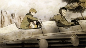 Аниме Изгнанник, Лави Хэд, Last Exile, Lavie Head