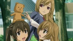 Аниме Minami Chiaki, Minami Haruka, Minami Kana, Сёстры Минами, Кана Минами, Харука Минами, Тиаки Минами