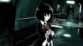 Аниме Иная, кукла, Misaki Mei, повязка, Мисаки Мэи, униформа