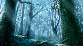 Гинко в лесу. Мастер Муси