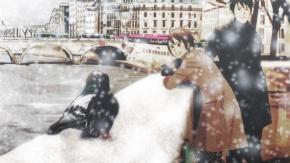 Аниме Снег, Нода Мегуми, Нодамэ Кантабиле, Noda Megumi, Chiaki Shinichi