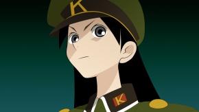 Аниме Прощай, унылый учитель, Kitsu Chiri, Sayonara Zetsubou Sensei, Тири Кицу