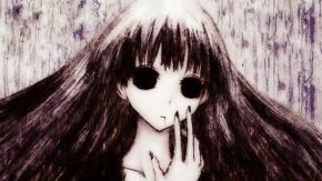 Аниме Монохромный, Kirishiki Sunako, Сунако Кирисики, вампир