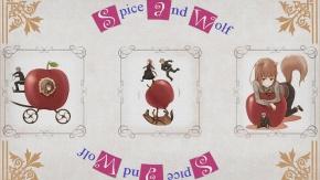 Крафт Лоурэнс, хвост, платье, Spice and Wolf, Craft Lawrence, девушка-лисичка, уши животных