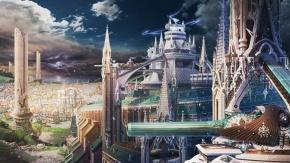 Красивый городской пейзаж