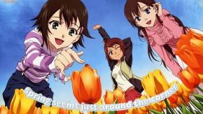 Аниме Isurugi Noe, Ando Aiko, Yuasa Hiromi из аниме Настоящие Слезы