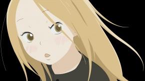 Аниме Рин Кага, Kaga Rin из аниме Брошенный Кролик