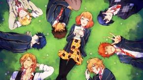 Аниме Aijima_seshiru, jinguuji_ren, shinomiya_natsuki, ichinose_tokiya, Поющий принц: реально 1000% любовь, ittoki_otoya